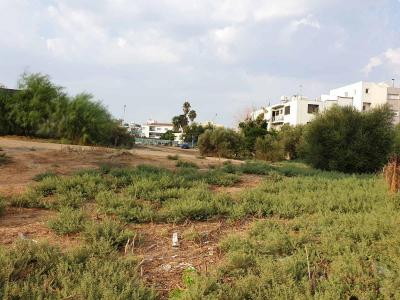 Commercial plot - Larnacos Avenue - Aglantzia